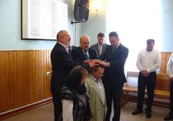 Поездка А.В. Смирнова в Рязанскую область