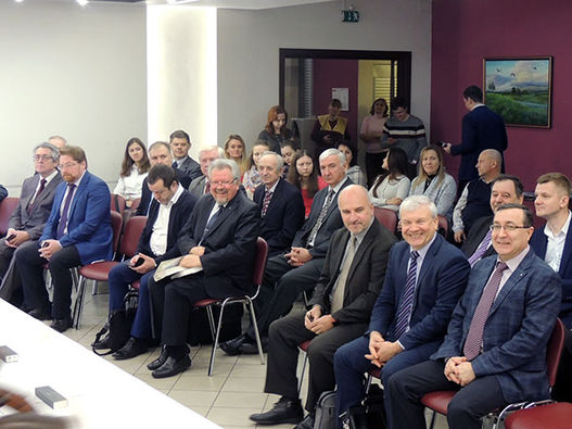 Подписание декларации  посвященной 150-летию со Дня рождения И.С. Проханова