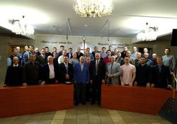 Посещение В.В. Игнатенковым республики Коми