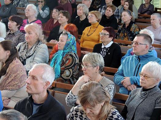 Концерт «Соединенные духом и любовью» в Москве