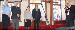 Рукоположение в церкви г. Одинцово, Московский области
