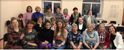 Молитвенная конференция сестер в Ирбите