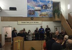 """""""Природа Христа: настоящий человек"""" - региональное братское общение в Ставропольском крае"""