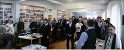 Встреча служителей церквей ЕХБ Московской области