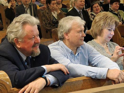 """""""Молодёжь 70-80-х: уроки жизни"""" общение в Московской центральной церкви ЕХБ"""
