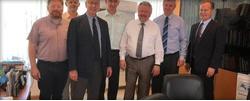 Заседание попечительского совета МБС ЕХБ
