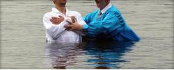 Фоторепортаж об общемосковском крещении