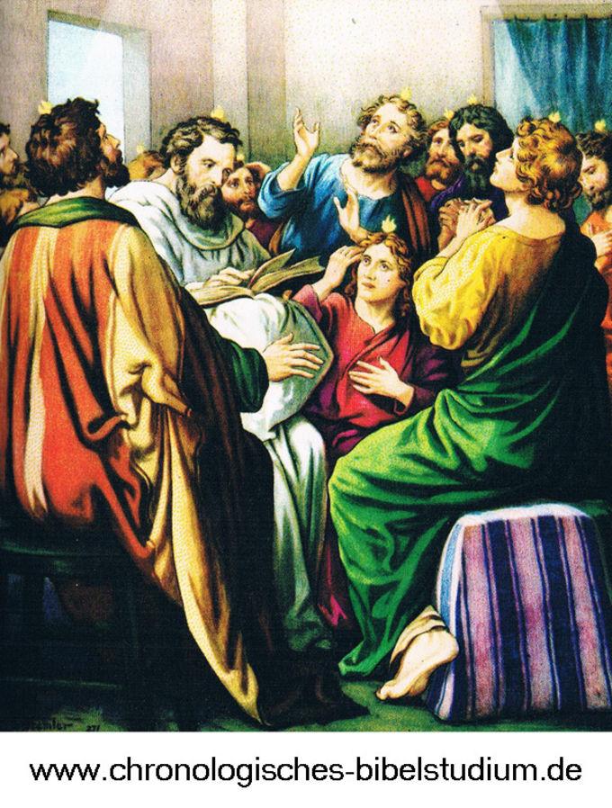 Поздравление Председателя РС ЕХБ с Праздником Пятидесятницы