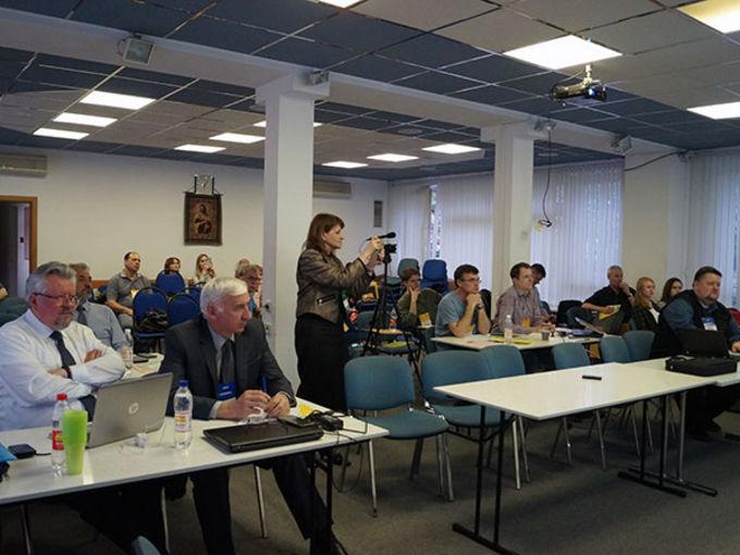 Конференция «Церковь и СМИ» - свежий взгляд на ситуацию в христианской журналистике сегодня