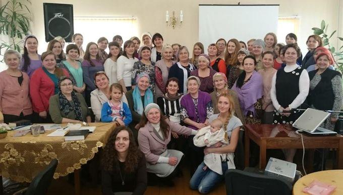 Областная конференция сестер в Архангельске
