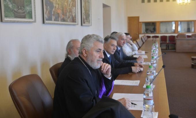 Состоялось заседание Совета Христианского межконфессионального консультативного комитета