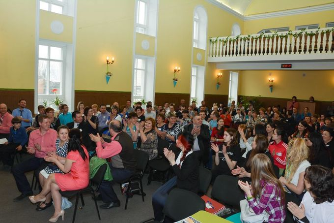 Конференция «Шаг к обновлению» в Чите