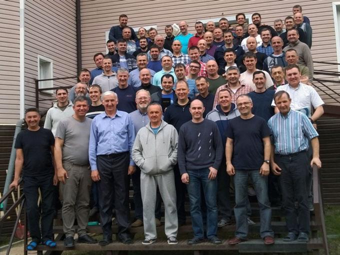 Пасторская конференция в Красноярске
