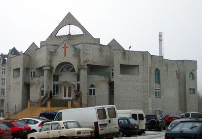В Брянске построен новый Дом молитвы ЕХБ