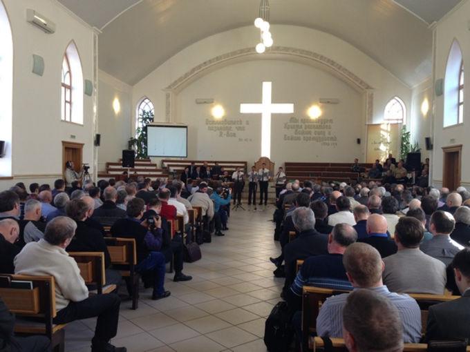Съезд братства ЕХБ на Юге России