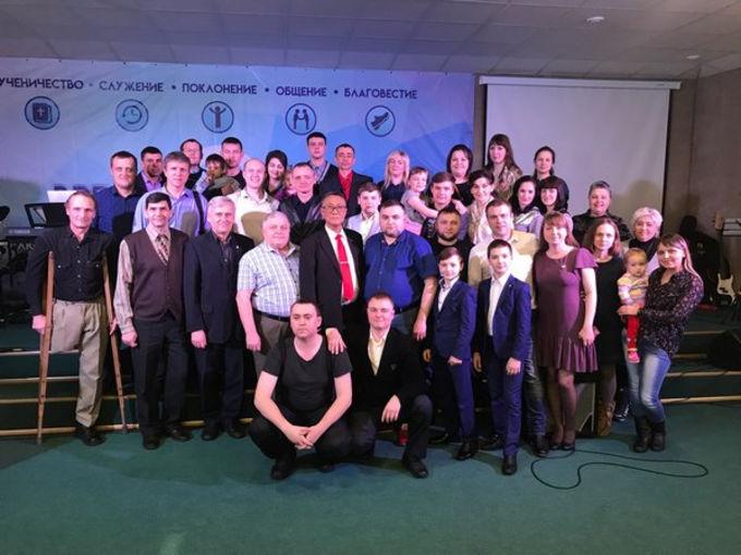 «Перезагрузка» - конференция  в Кемеровской  церкви