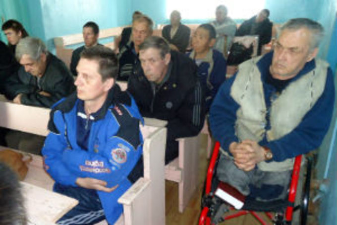 Реабилитационному центру для бездомных в ЕАО нужна помощь!