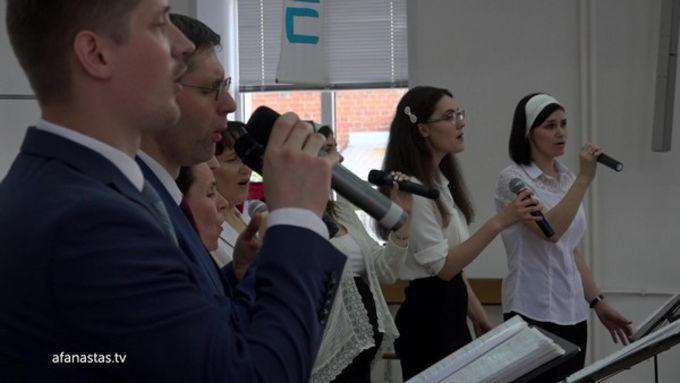 Камерный хор «Элиос» в Тамбове