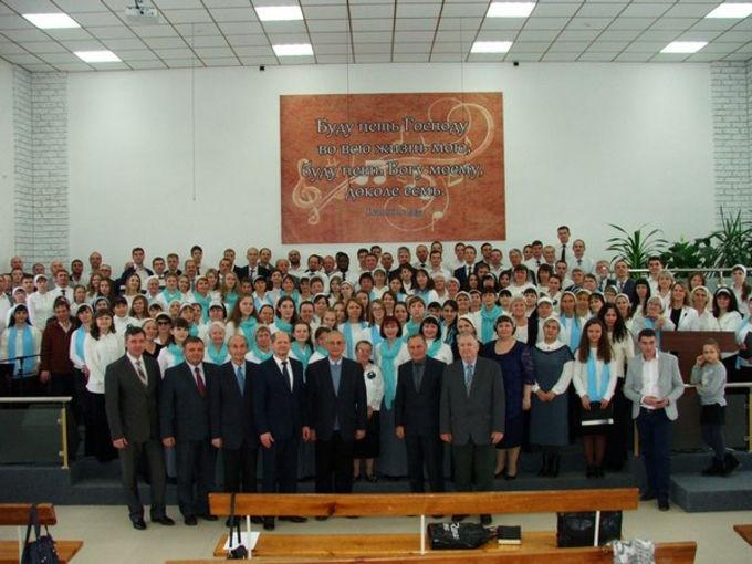 Фестиваль хоров в Липецке