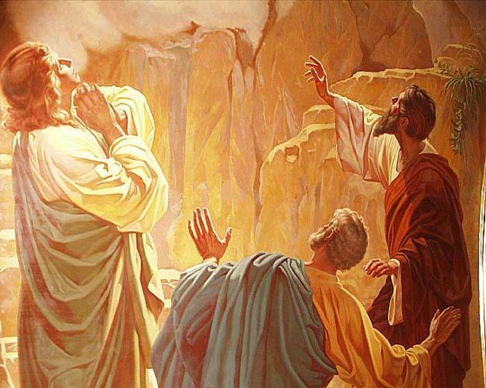 С праздником Преображения Господня!