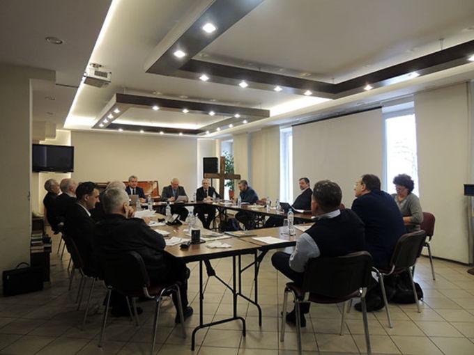 Встреча Общественного Совета ЕХБ