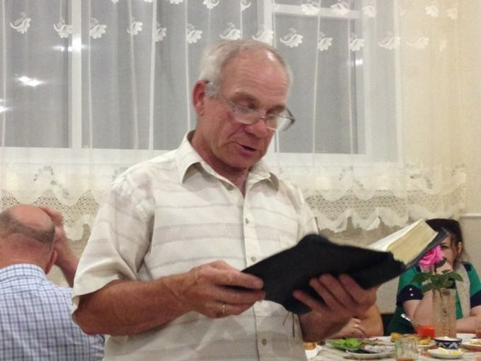 Братское региональное общение в г. Буденновске
