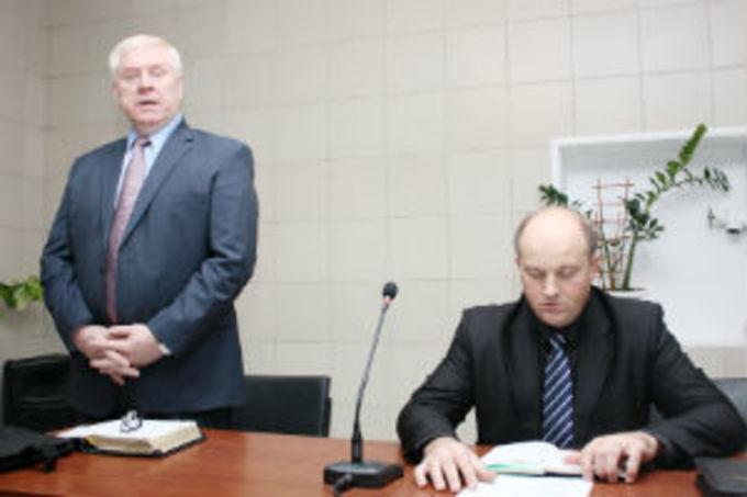 Председатель РС ЕХБ А.В. Смирнов принял участие в Совете служителей Коми