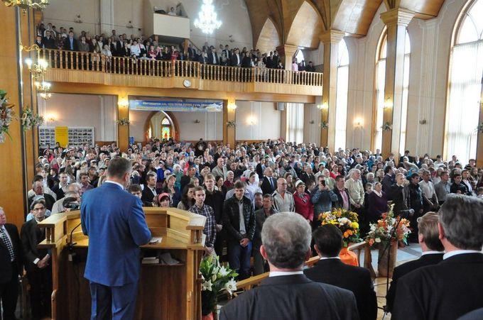 Празднование 120-летия Бежицкой Церкви г. Брянска