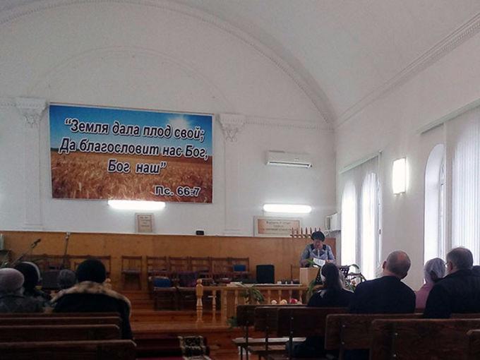 Всемирный день молитвы в Ставропольском крае