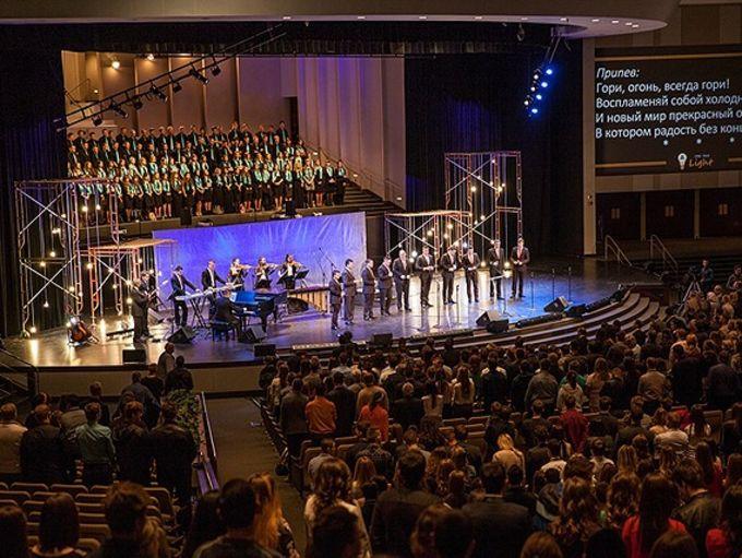 Конгресс славянской молодежи в США собрал более 2 тыс человек