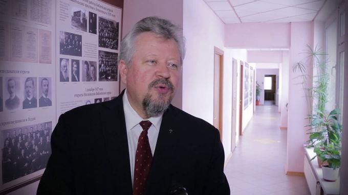 Программа кандидата на пост Председателя РС ЕХБ П.В. Мицкевича