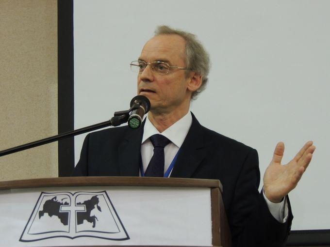Открытие Пасторской конференции «Духовное обновление»