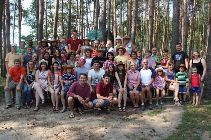 Лагерь английского языка в Тамбовской области
