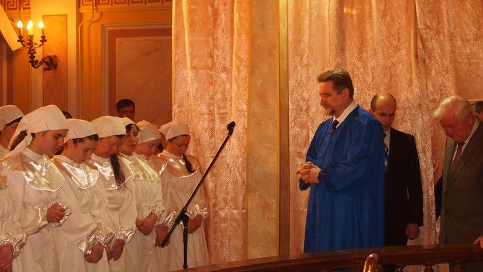 Обещание Богу - Крещение в МЦЦ