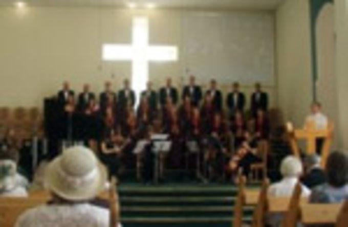 В Москве отметили 400-летие мирового баптизма