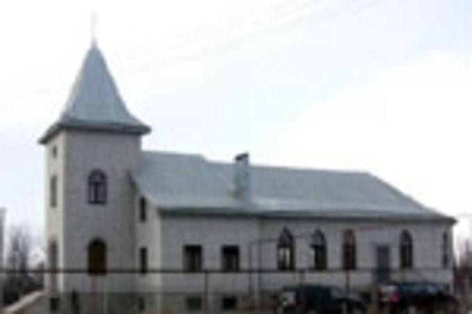 В Волгоградской области построен новый дом молитвы