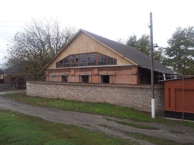 Дом молитвы в Грозном