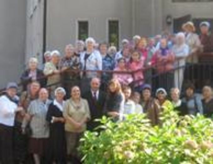 Конференция сестер в Калининграде