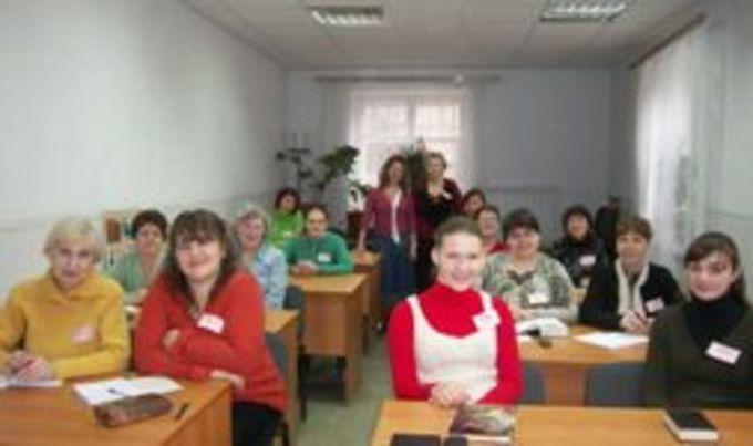 Открытие центра обучения сестер в г.Екатеринбурге