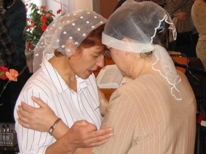 Российский день молитвы сестер ЕХБ