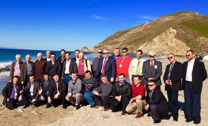 Встреча руководителей союзов ЕХБ