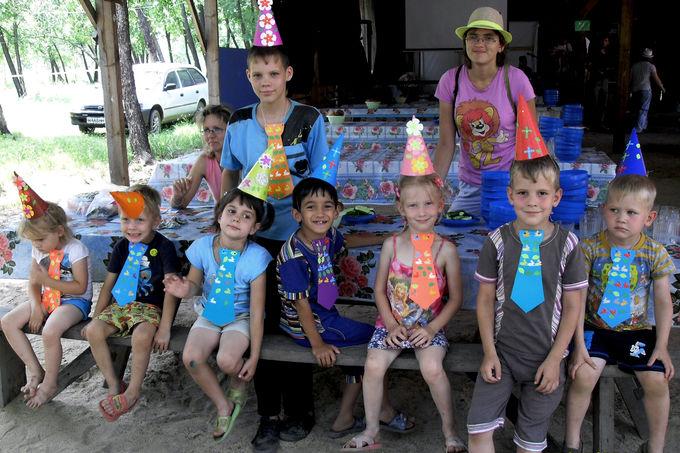 «Маленькая страна» - детский лагерь в Амурской области