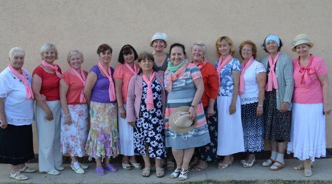 Женский христианский лагерь «Агапе»