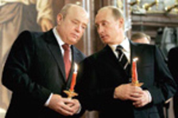 Фрадков за православных