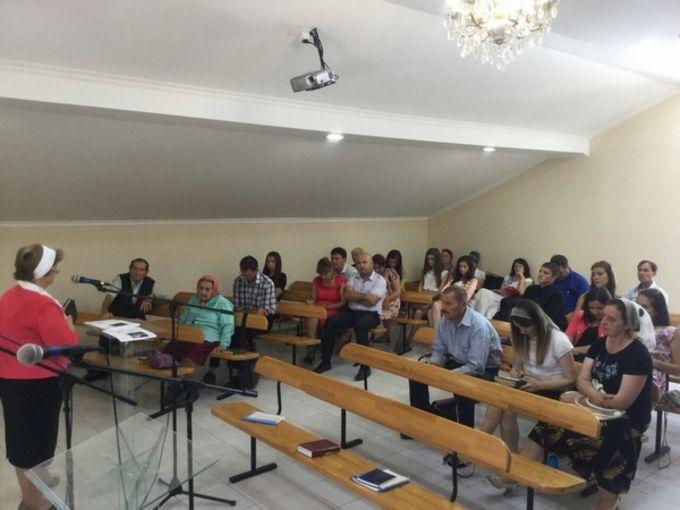 Семинар для родителей и учителей воскресных школ в г. Ельце