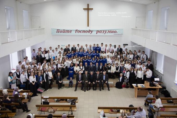 Региональный хоровой фестиваль в Тамбове