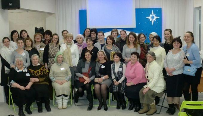 Сестринская конференция в Санкт-Петербурге