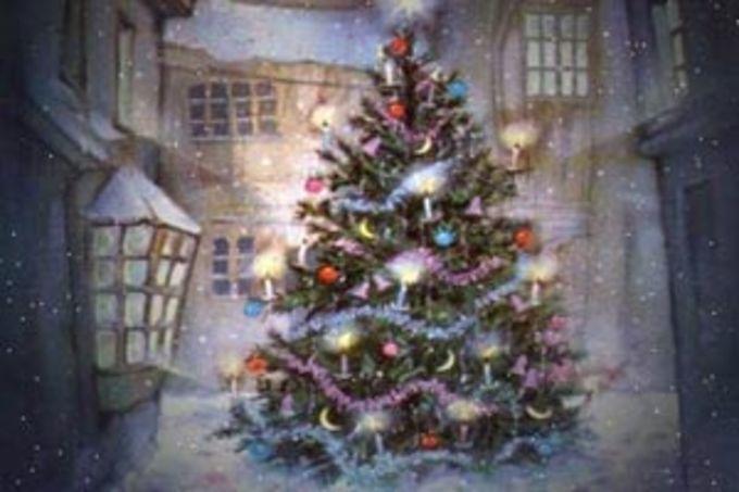 Поздравление с Рождеством от ОС ЕХБ