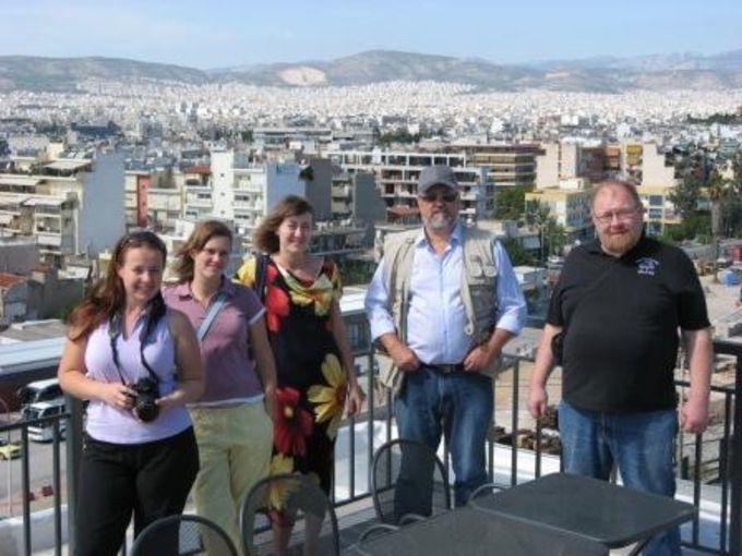 Краткосрочная миссия в Греции