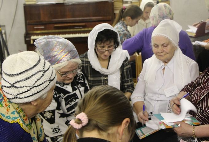 Сестринская конференция в Твери